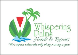 Whispering Palms Hotel and Resort logo